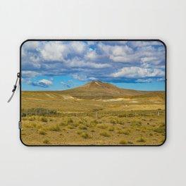 Patagonian Landscape Scene, Argentina Laptop Sleeve