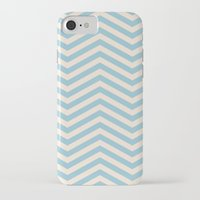 chevron iPhone & iPod Cases featuring Chevron by Patterns and Textures