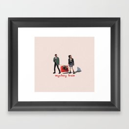 Mystery Train Framed Art Print