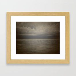 Islamorada view 1 Framed Art Print