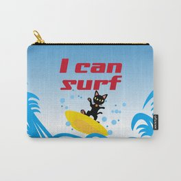 I can surf Carry-All Pouch