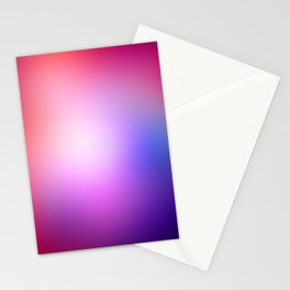 Cosmic Gradient Stationery Cards