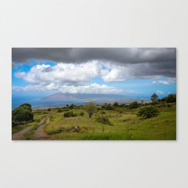 West Maui Canvas Print