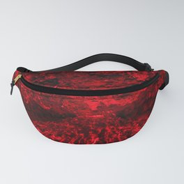 Volcanic eruption Fanny Pack