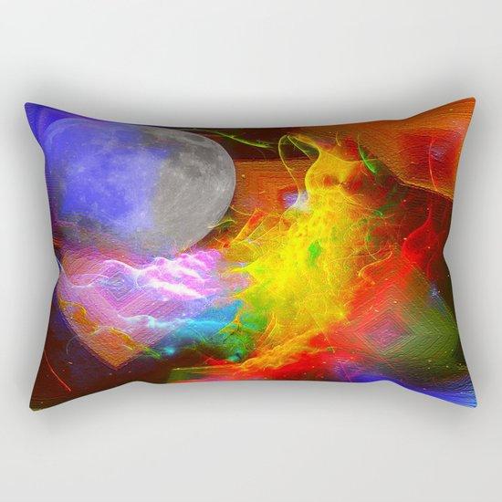 """"""" Athafi """" Rectangular Pillow"""