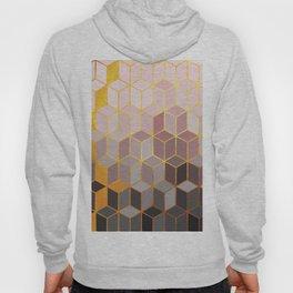 Hidden Gold Cubes Hoody