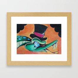 Banker$ Framed Art Print