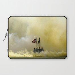 US Army Graduation - Panoramic Laptop Sleeve