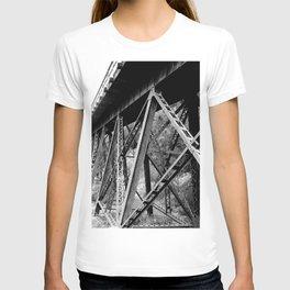 Railroad #Society6  #decor #buy art T-shirt
