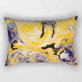 Light of the Shadow Caster Rectangular Pillow