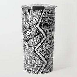 Passing By Day and Night Travel Mug