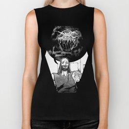 "Fenriz Darkthrone ""make it primitive maaaan"" Biker Tank"