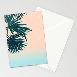 Aurora Leaves Perfume Stationery Cards