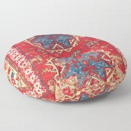 Bergama Northwest Anatolian Rug Floor Pillow