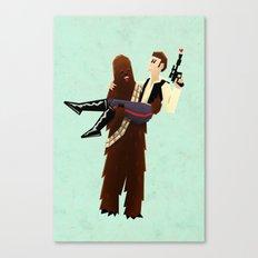 Wookielove Canvas Print