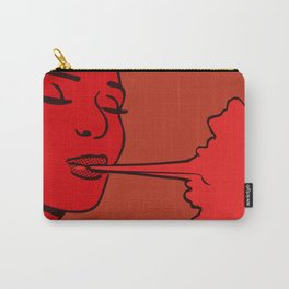 The Elements_Air (Red) Carry-All Pouch