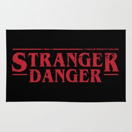 Stranger Danger 2 Rug