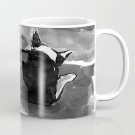 10 of the 12 Days of Sleepmas Coffee Mug