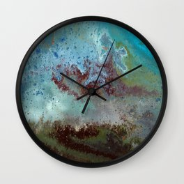 Galaxy Far Away Wall Clock