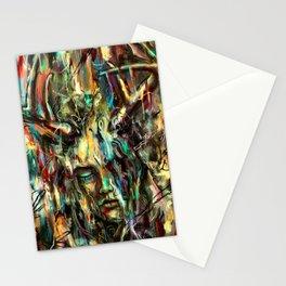 Villain Stationery Cards