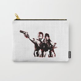 Walking Dead Zombie Cleanup Crew Carry-All Pouch