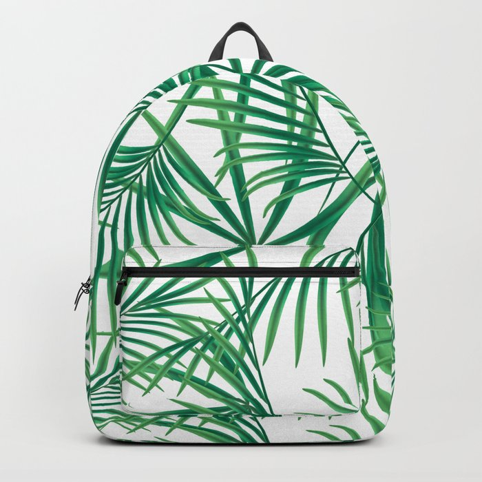 Tropical pattern.2 Backpack