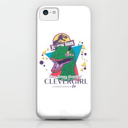Clevergirl iPhone Case