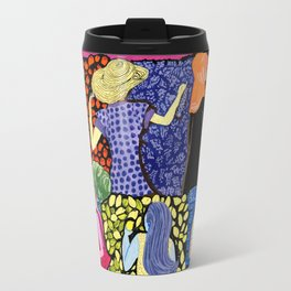 Summer Shoppers Travel Mug