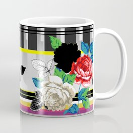 Chintz Rose Coffee Mug