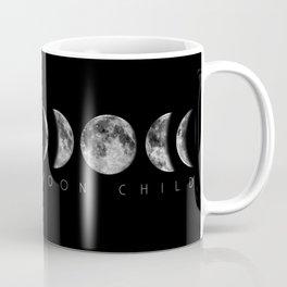 Moon Child Moon Phases Coffee Mug