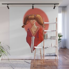 Asia Wall Mural