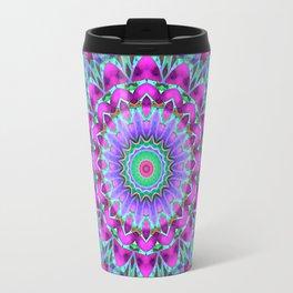 Geometric Mandala G386 Travel Mug
