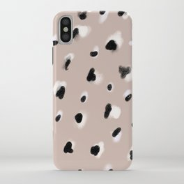 you are an animal iPhone Case