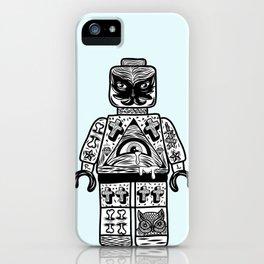 leggo man #1 iPhone Case