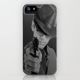 Mafioso iPhone Case