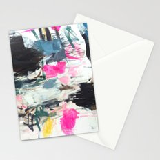Luana searches her bag Stationery Cards