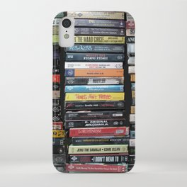 Hip-Hop Cassingles iPhone Case