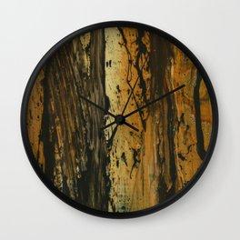 Abstractions Series 006 Wall Clock