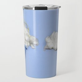 The cloud harvester Travel Mug