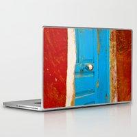 door Laptop & iPad Skins featuring Door by Maite Pons