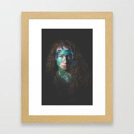 Colors of Women, B.L. Framed Art Print