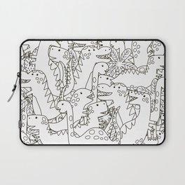 Dinosauriformes Laptop Sleeve