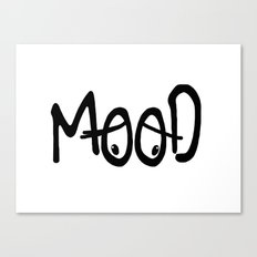 Mood #2 Canvas Print