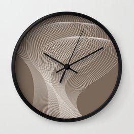 Abstract pattern 41 Wall Clock