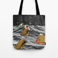 DRIFTERS Tote Bag