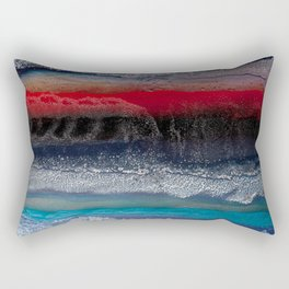 Alien terrain Rectangular Pillow