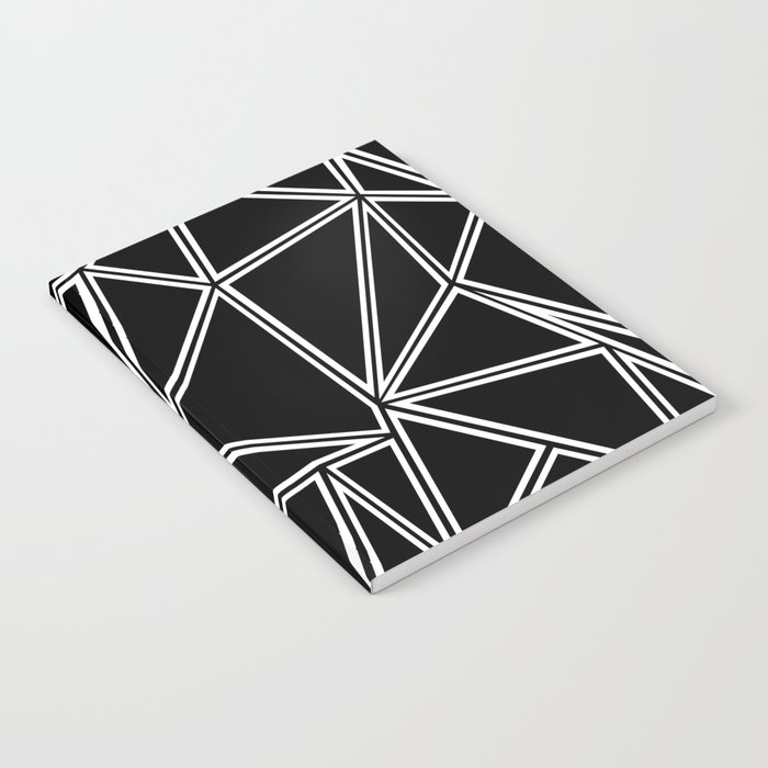 Shattered Ab Zoom Notebook