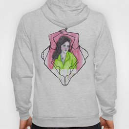 Victorian Girls Don't Cry Hoody