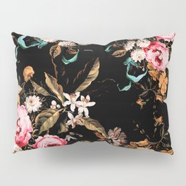 Midnight Garden IV Pillow Sham