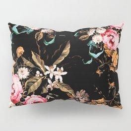 Midnight Garden IV Pillow Sham